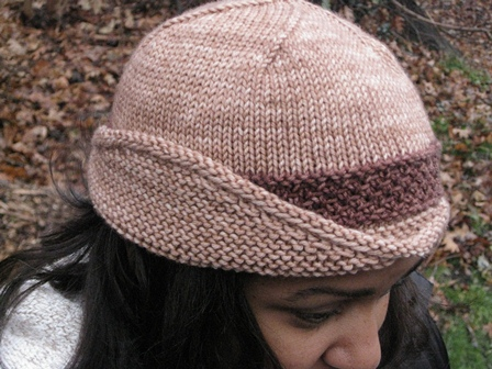 Downtown Abbey KAL - The Lucy Hat 2013