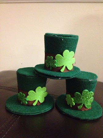 St. Paddy's Hat 2013