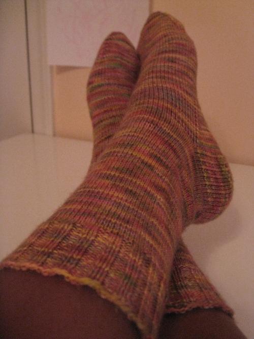"""Manos Alegria """"Vanilla Socks"""" 2013"""