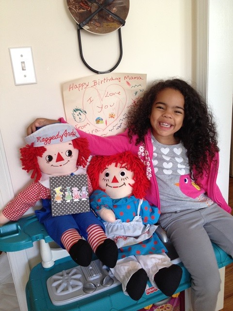 Kira Raggedy Dolls